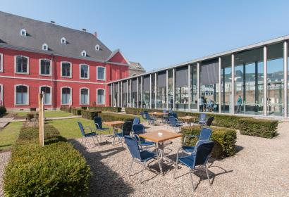 Abbaye - Stavelot - Espaces - Tourisme - Culture - Wallonie insolite